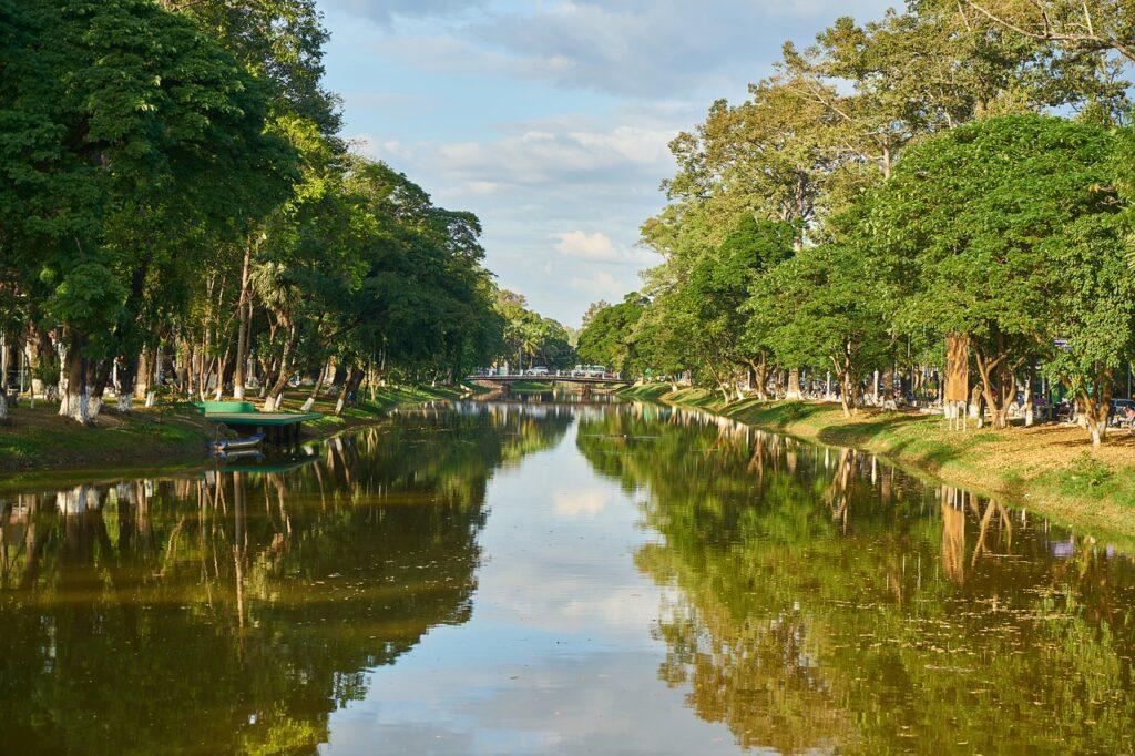 Cambodia, Landscape