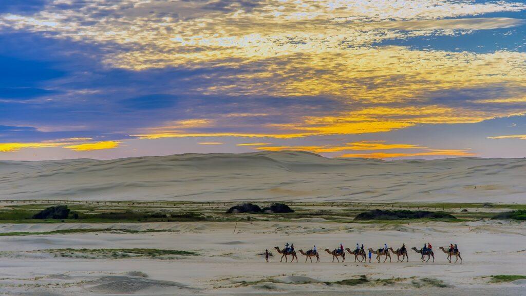 Egypt, Landscape