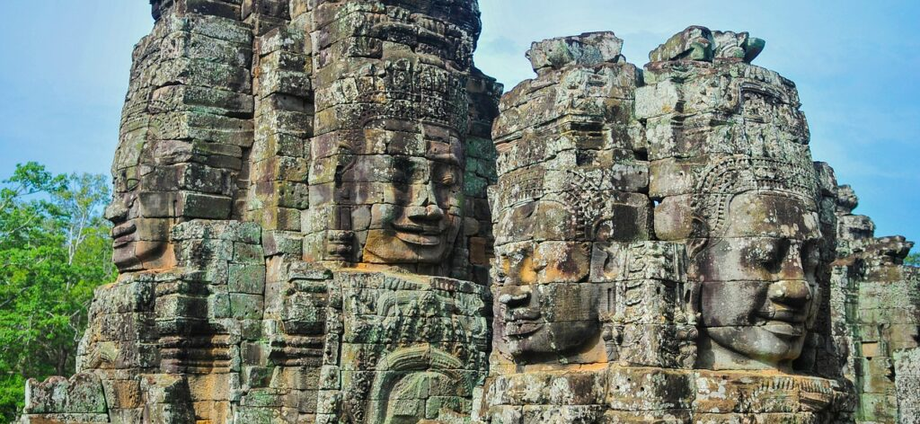 Monuments in Cambodia