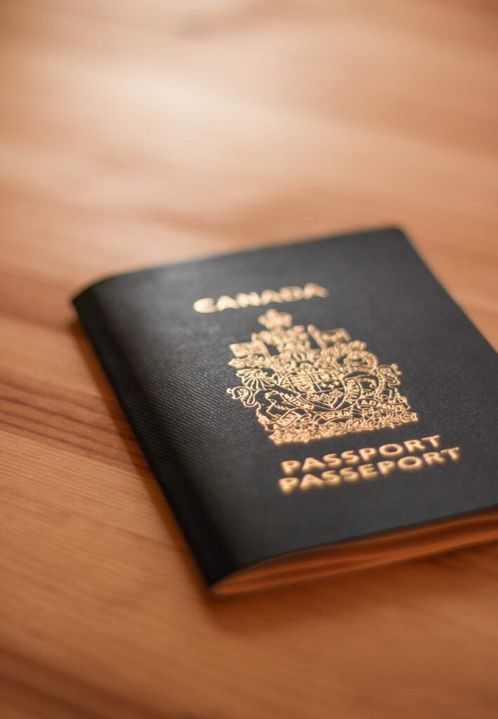 necessary documents for visiting Canada