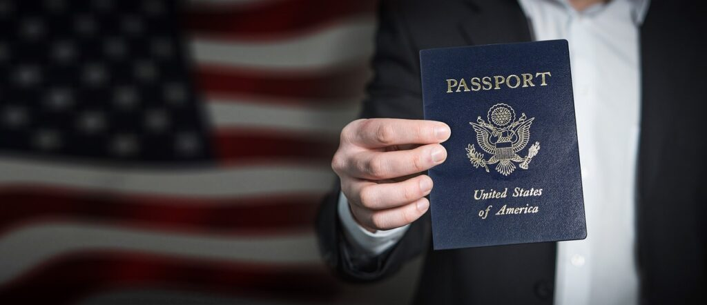 Travel document to posses while traveling the USA